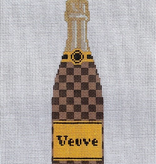 Canvas VEUVE BOTTLE - LOUIS