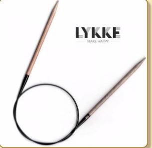 "Needles LYKKE CIRC #5 32"""