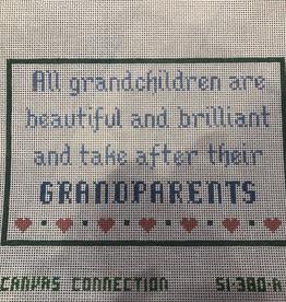 Canvas GRANDCHILDREN/GRANDPARENTS  SI380A