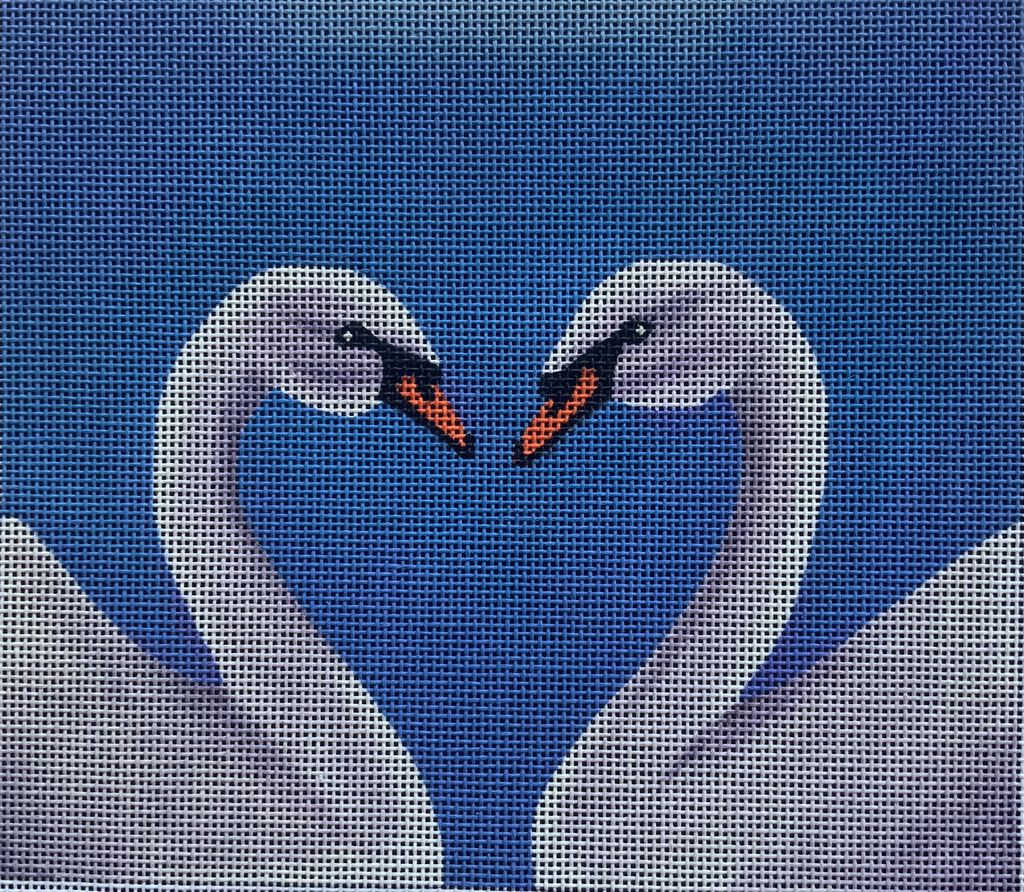 Canvas SWAN LOVE  ME93