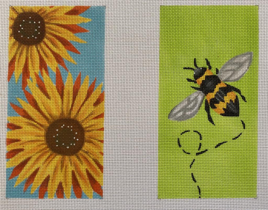 Canvas SUNFLOWER/BEE EGC  ME109