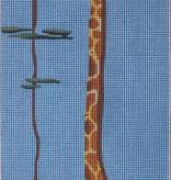 Canvas TALL GIRAFFE  ME40