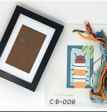 Canvas FIRST STITCH KIT - BUG  PB006