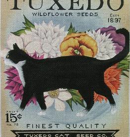 Canvas TUXEDO SEED  TCSF304