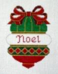 Canvas NOEL BELL  OR4