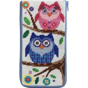 Canvas OWL EGC STITCH AND ZIP  SZ480