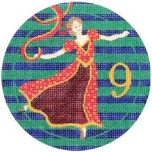Canvas NINE LADIES DANCING 188609