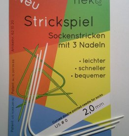 Needles NEKO CURVED DPN #0