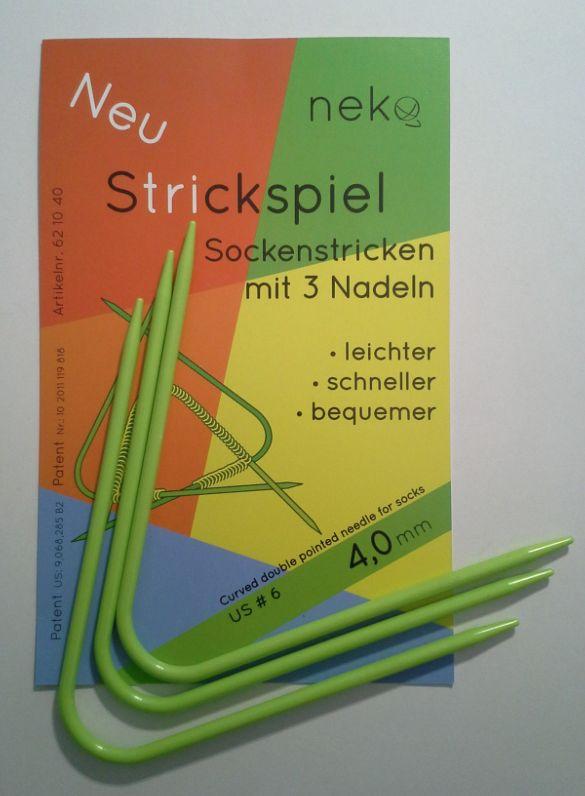 Needles NEKO CURVED DPN #6