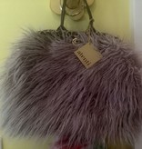 Accessories ATENTI MAUDE BAG PEARL LLAMA