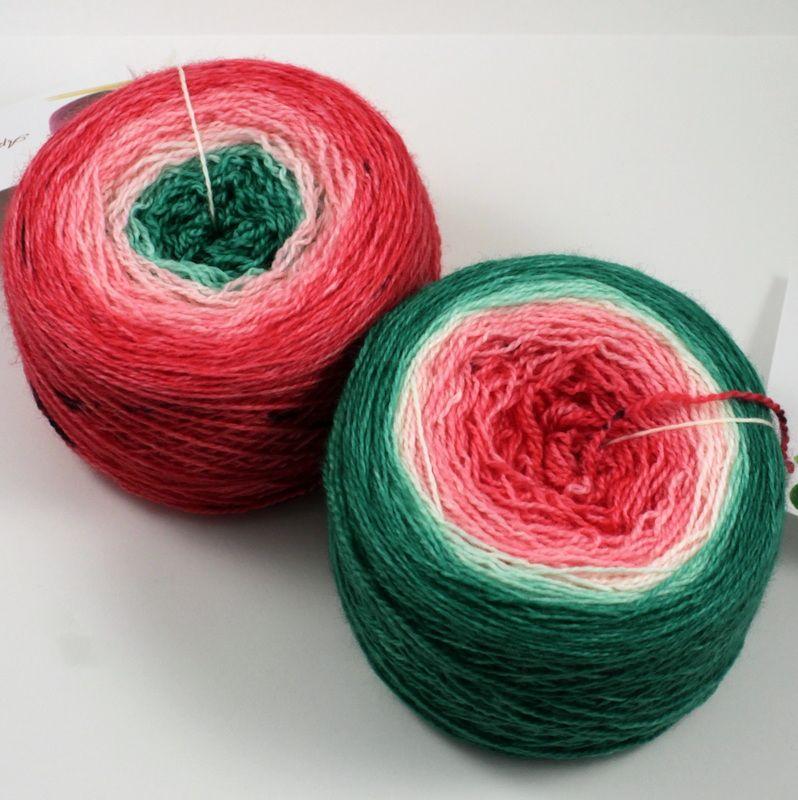 Yarn PLUSH FINGERING GRADIENT