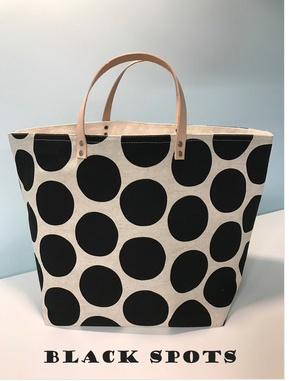 Accessories 65 SOUTH BAG - BLACK SPOTS
