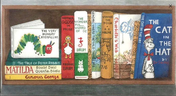 Canvas CHILDRENS CLASSIC BOOKS  2892