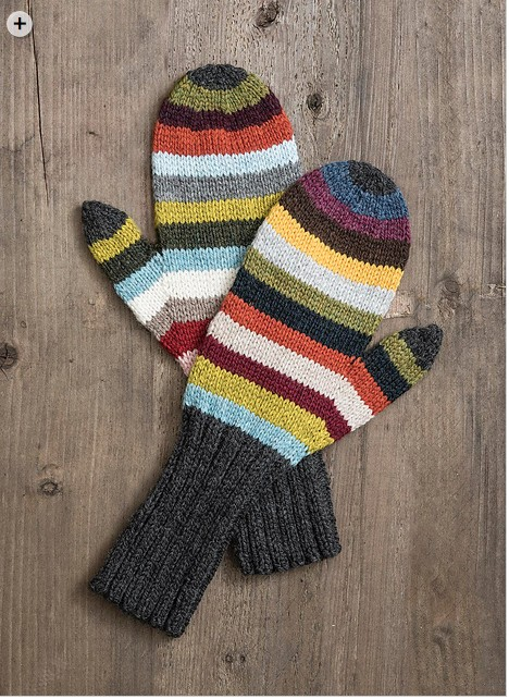 Yarn 21 COLOR MITTENS KIT