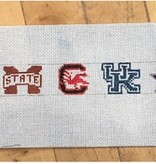 Canvas CUSTOM CANVAS - SEC LOGOS BELT