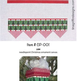 Canvas TREES 3D BOX  CP001