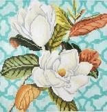 Canvas TRELLIS SQUARE - MAGNOLIA  KB1361