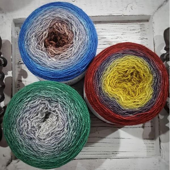 Yarn COPPER SOCK GRADIENT