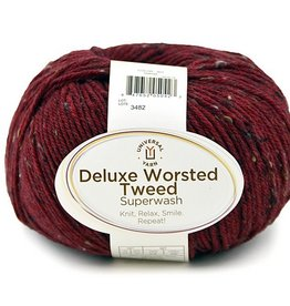Yarn DELUXE WORSTED TWEED 100% WOOL SUPERWASH