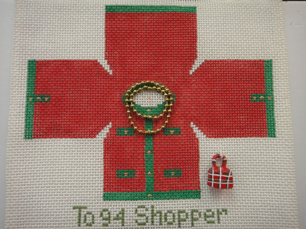 Canvas SHOPPER TOPPER  TO94