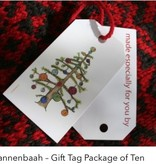 Accessories HOLIDAY GIFT TAG PKG OF 10