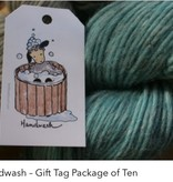 Accessories HANDWASH GIFT TAG PKG OF 10