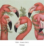 Canvas FLAMINGOS  VS268