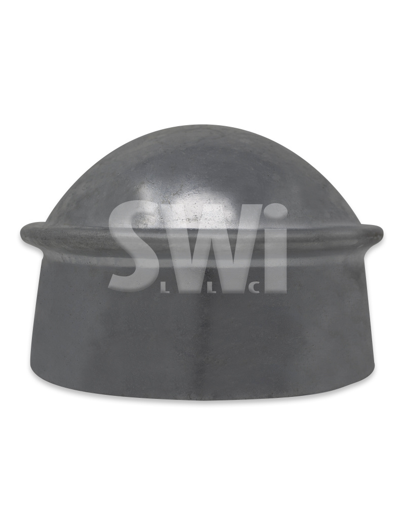 MASTER HALCO Pressed Steel Dome Cap