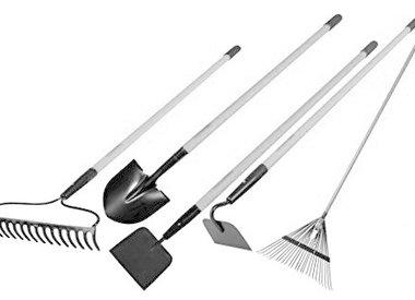 Rakes, Shovels & Landscape Tools