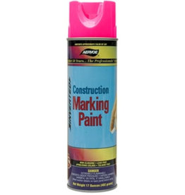 AERVOE AERVOE PAINT 17OZ. FLUOR. PINK INVERTED MARKING PAINT