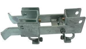 "MASTER HALCO 2 3/8"" INDUSTRIAL STRONG ARM LATCH"