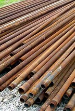 "SALVAGE OILFIELD PRODUCTION PIPE 2 7/8"" x 31'"