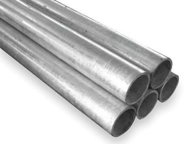 WESTERN TUBE & CONDUIT Galvanized Pipe/ft