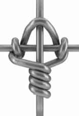 Tornado Wire 1775 TITAN FIXED KNOT GAME FENCE