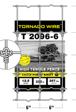 Tornado Wire 2096 TITAN FIXED KNOT GAME FENCE