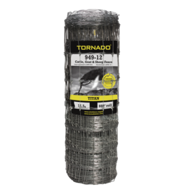 Tornado Wire 949 TITAN FIXED KNOT HI TENSILE FENCE