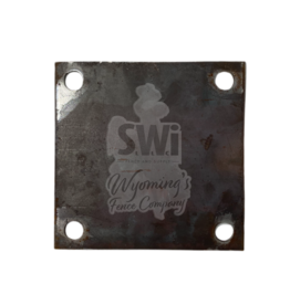 SWI BARE FLOOR FLANGE BASE PLATE