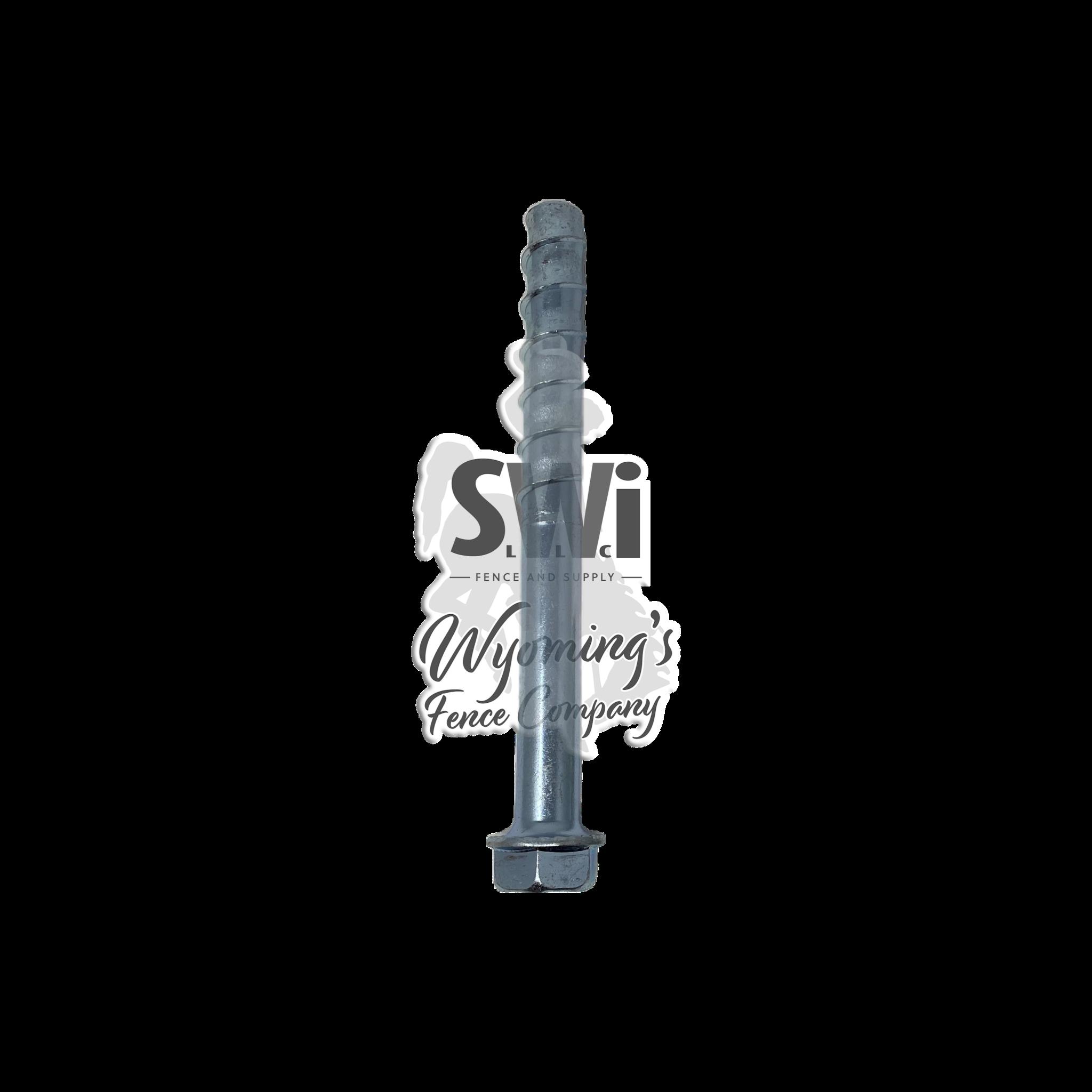 """DEWALT SIMPSON STRONG TIE 3/4"""" CONCRETE SCREW ANCHOR - ZINC"""