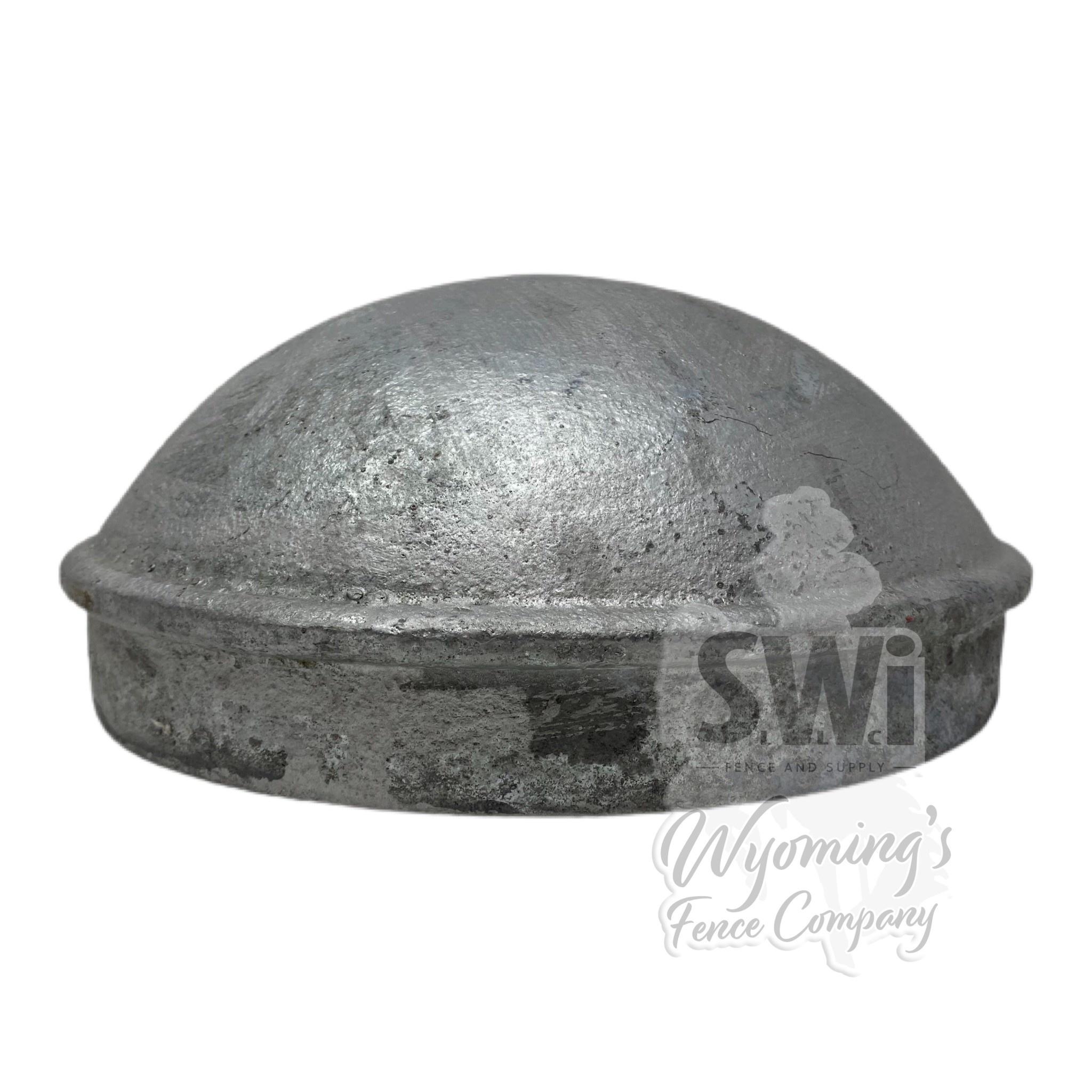 MASTER HALCO Pressed Steel Dome Cap
