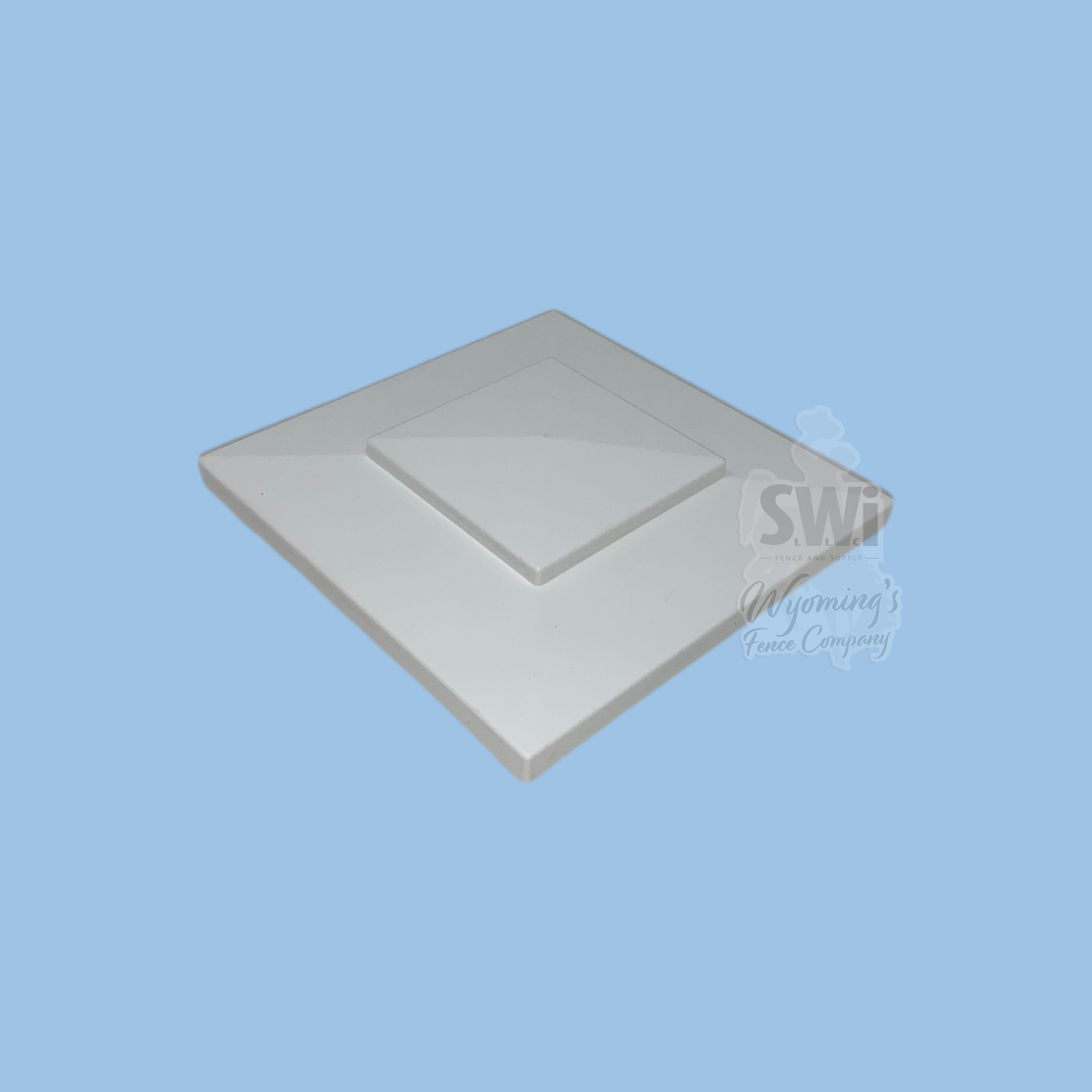 "MODERN FENCE TECHNOLOGIES 4"" x 4"" Grand New England Post Cap"
