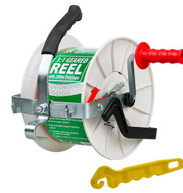 STRAINRITE 3:1 Geared Reel with 200m Tape