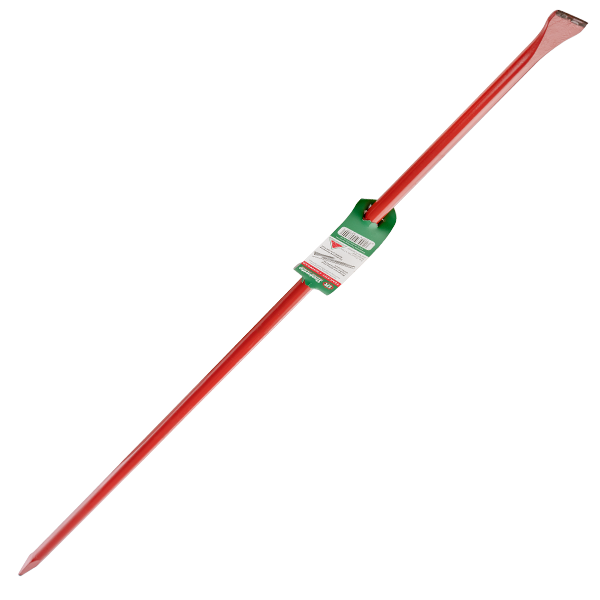 STRAINRITE Fencers Crowbar Red 22mm Dia. x 1.8m
