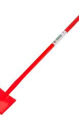 STRAINRITE Spade Long Handle Red  1425mm total length