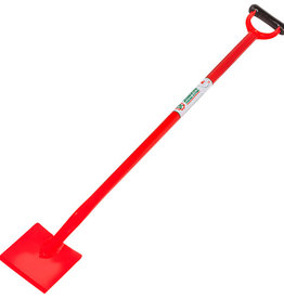 STRAINRITE Spade Long Handle Red  1425mm total length