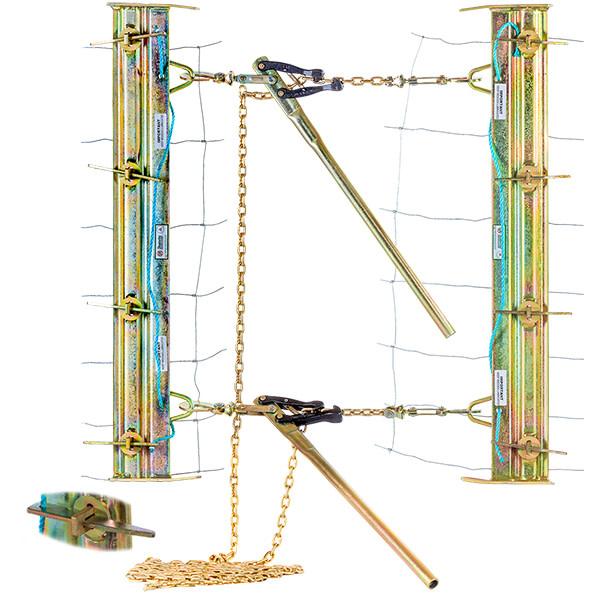 STRAINRITE 1530mm Single Strainer Board - Wedge  Clamp