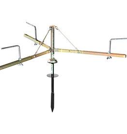 STRAINRITE Adjustable 3 Arm with Spike