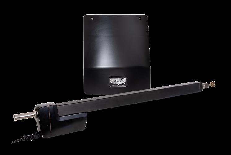 USAutomatic Ranger HD Single Swing Gate Kit - A/C - w/LCR
