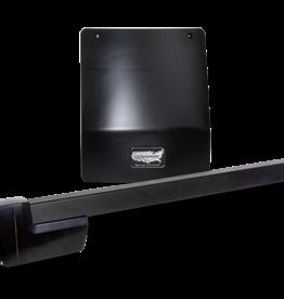 USAutomatic Ranger HD single Swing Gate Kit - Solar - Metal Cabinet - w/LCR