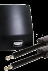USAutomatic Ranger 500 Solar Dual Swing Operator - w/LCR