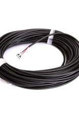 USAutomatic Solar Panel Cable Extension (75') with DC plug and spade terminals